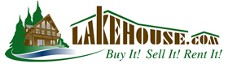 LAKEHOUSE.COM Logo - Real Estate Agents